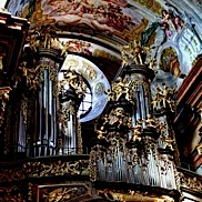 Cathdral Pipe Organ