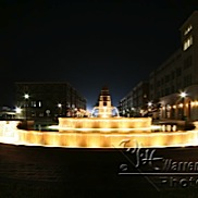 Frisco Square Fountain North