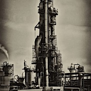 Refinery Stack