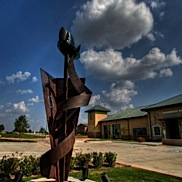 Station Six Sculpture