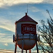 Sunrise Water Tower
