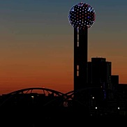 Reunion Tower Memorial Day